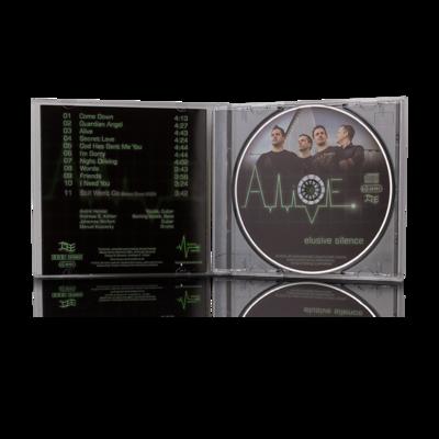 Bild: CD in Jewelbox