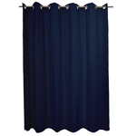 Acoustic Curtain STUDIO 2 dark blue