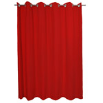 Acoustic Curtain STUDIO 2 red