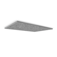 HOFA Ceiling Sail 180 grey